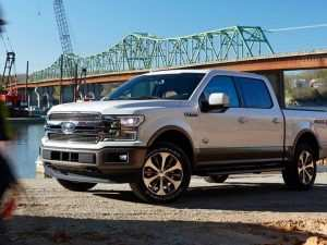 91 The Best 2019 Ford Pickup Truck Redesign