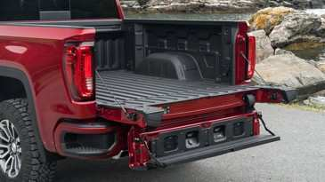 91 The Best 2019 Gmc New Tailgate Release Date And Concept