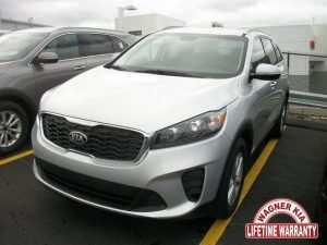 91 The Best 2019 Kia Sorento Price Interior
