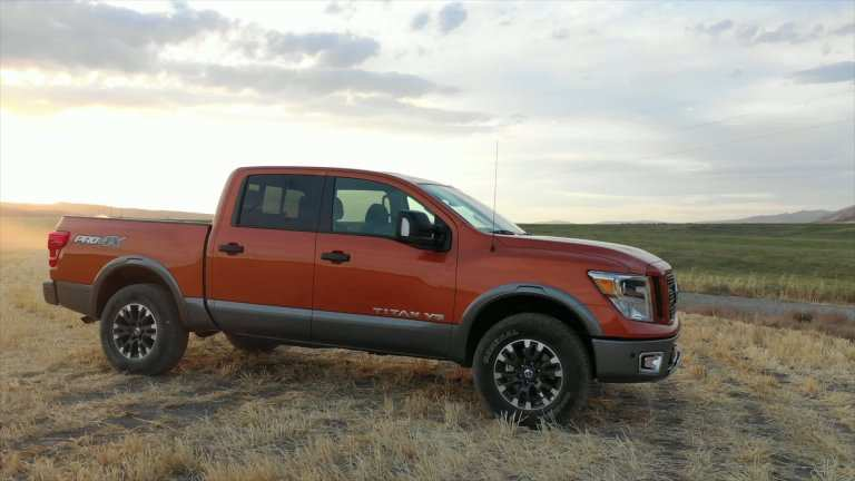 91 The Best 2019 Nissan Titan Nismo Spy Shoot