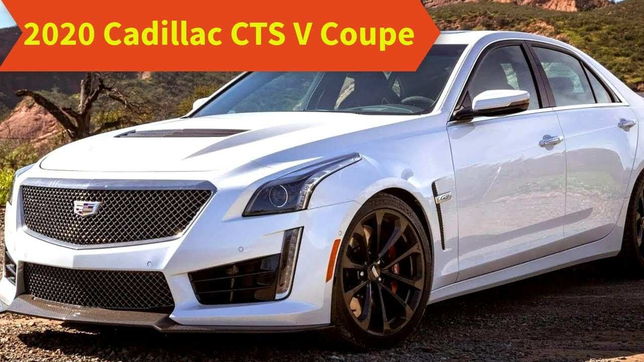 91 The Best 2020 Cadillac Cts V Horsepower Concept