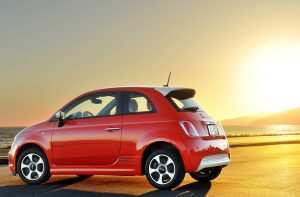 91 The Best 2020 Fiat 500E Images