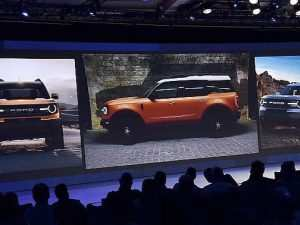91 The Best 2020 Ford Bronco July 2018 New Review