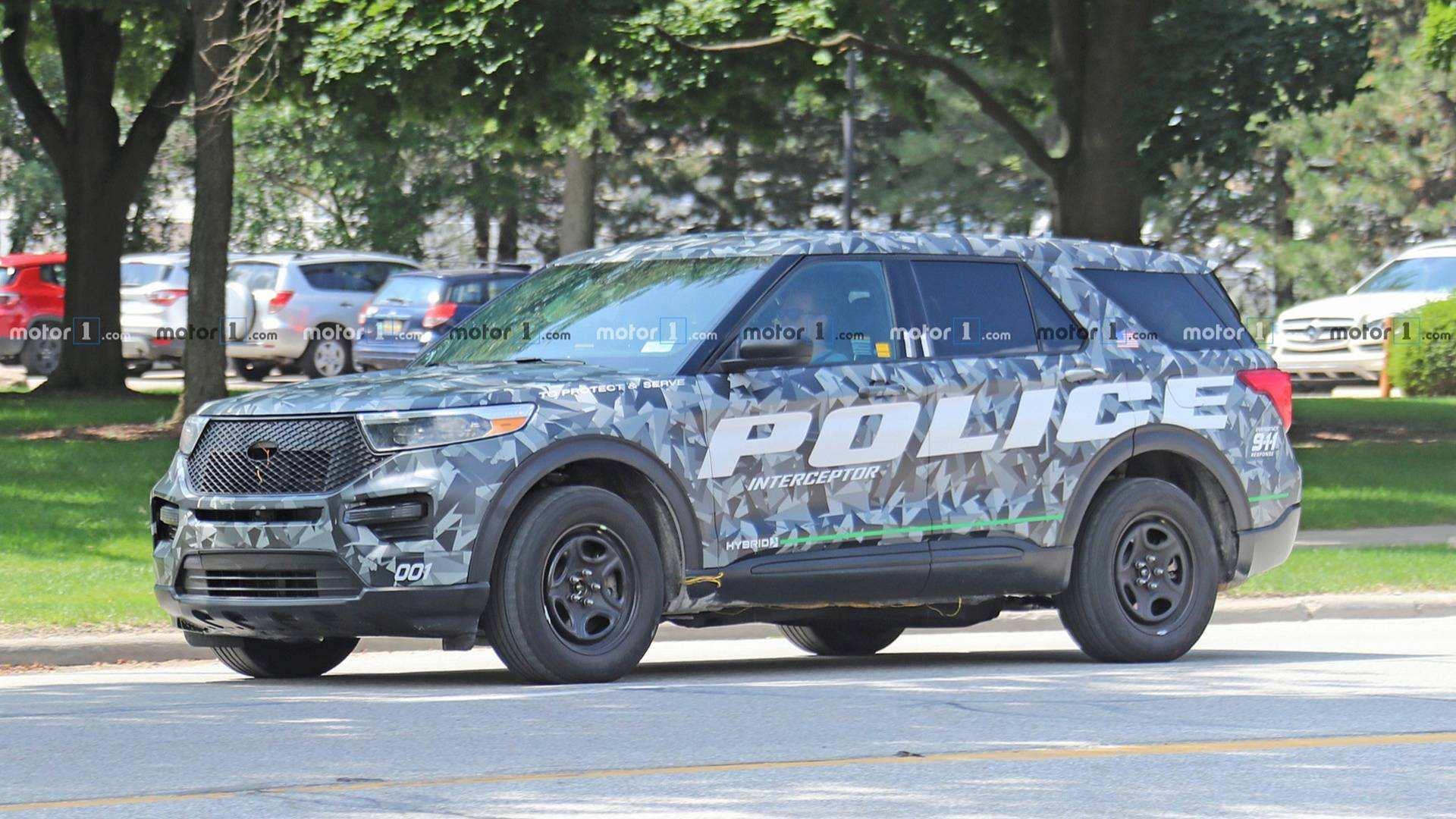 91 The Best 2020 Ford Police Utility Images