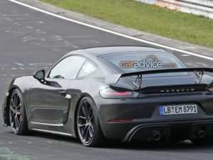 91 The Best 2020 Porsche Gt4 New Concept