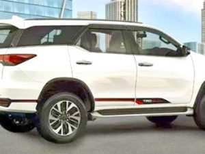 91 The Best 2020 Toyota Fortuner Redesign and Concept