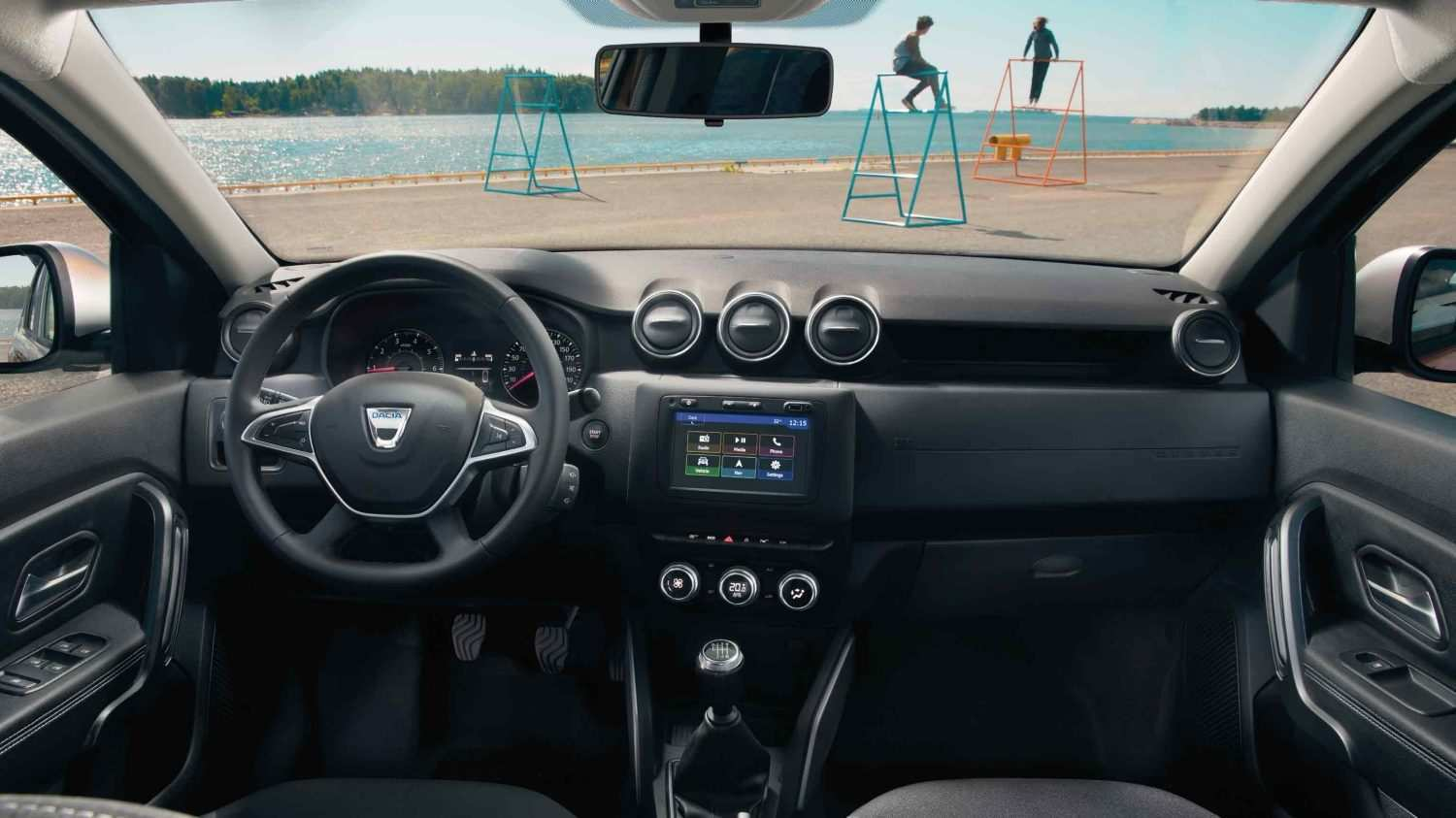 91 The Best Dacia Duster 2019 Interior Redesign And Review