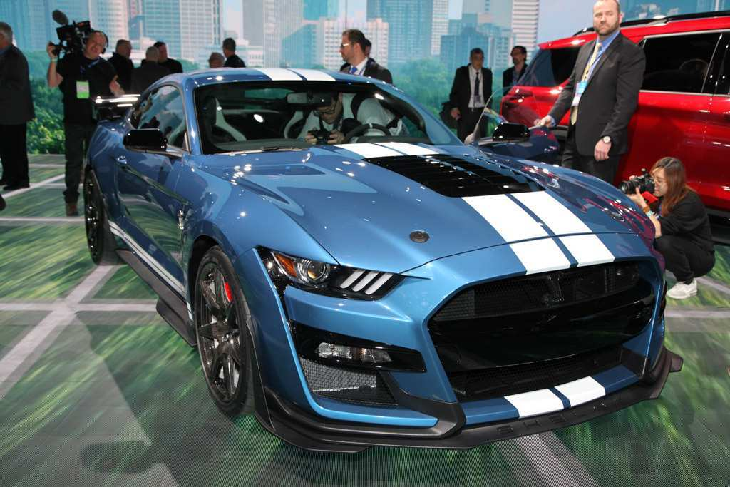 91 The Best Ford Gt500 Mustang 2020 New Concept