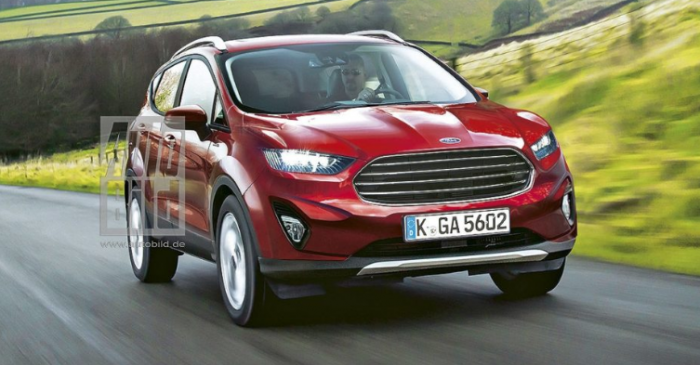 91 The Best Ford Kuga 2020 Interior First Drive