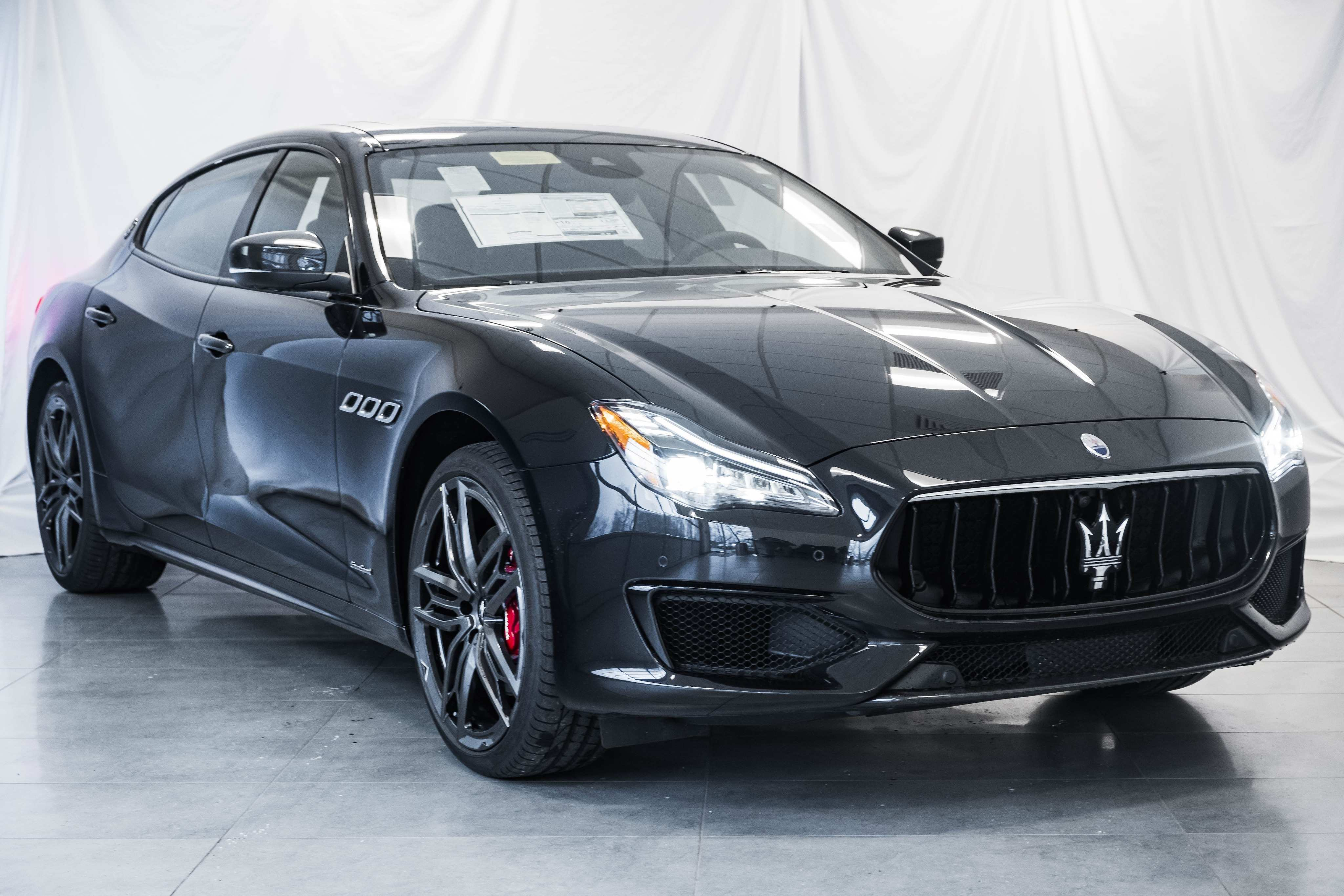 91 The Best Maserati Quattroporte Gts 2019 Review And Release Date