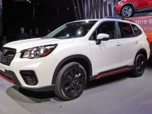 91 The Best Next Generation Subaru Forester 2019 Price Design and Review