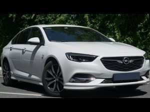 91 The Best Nouvelle Opel Insignia 2020 Speed Test