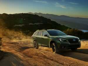 91 The Best Subaru Outback 2020 Model New Review