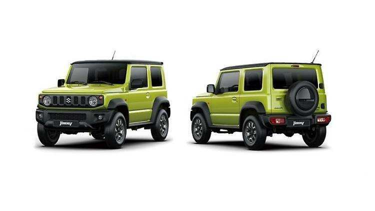 91 The Best Suzuki Jimny 2019 Model Price And Review