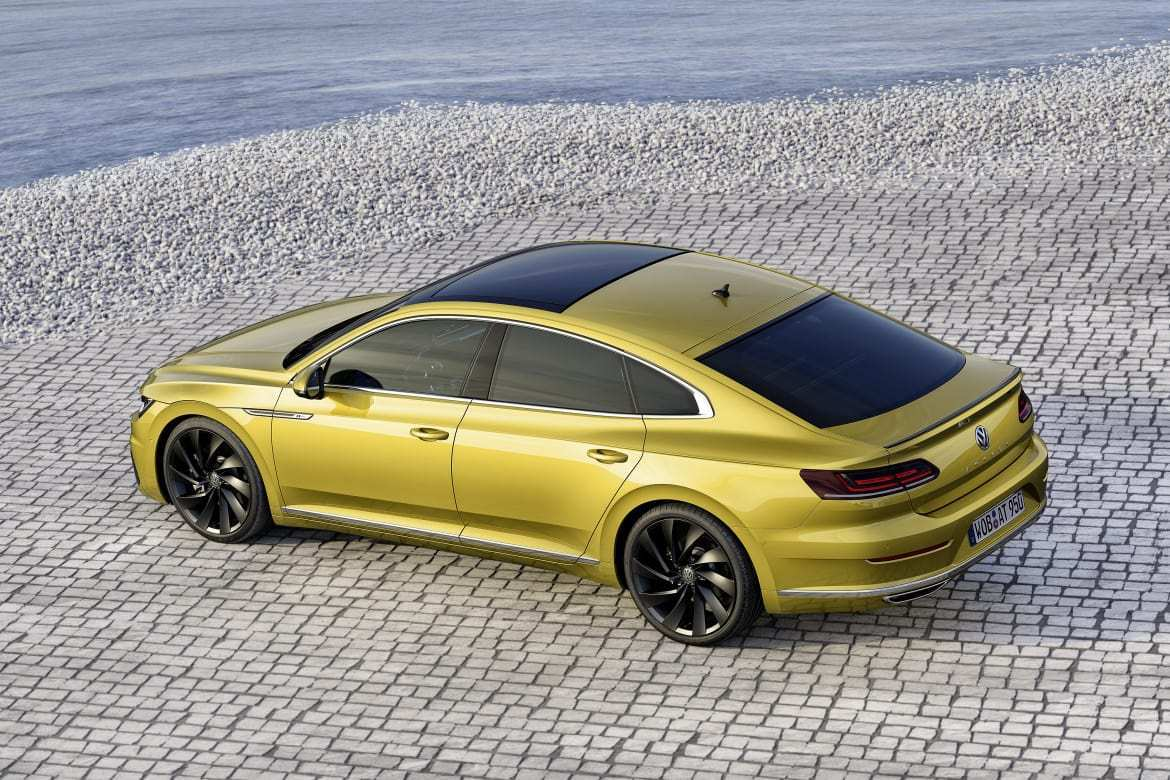 91 The Best Vw 2019 Arteon Specs And Review
