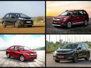 91 The Honda Amaze 2020 Research New