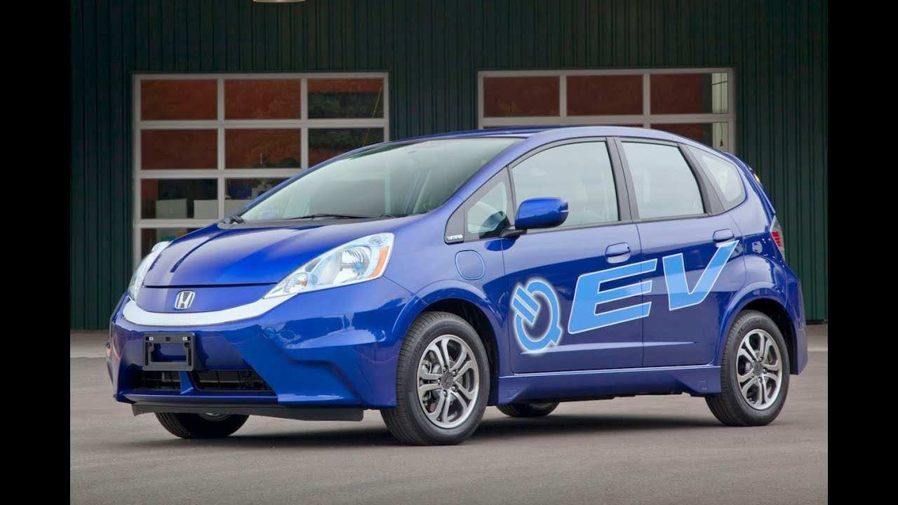 91 The Honda Fit Electric 2020 Release Date