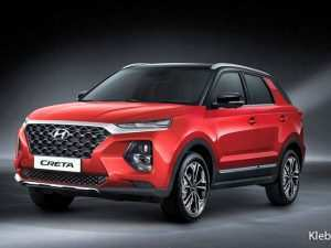 91 The Hyundai Creta Facelift 2020 First Drive