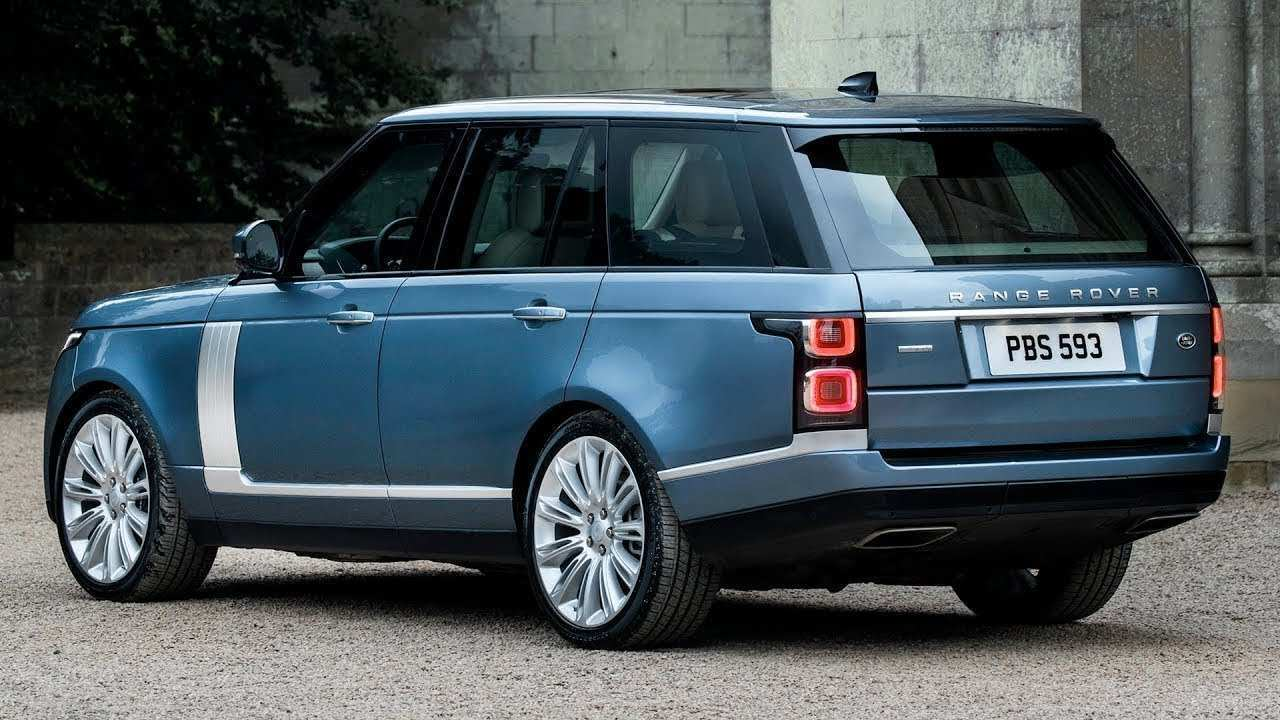 91 The Land Rover Range Rover Vogue 2019 Picture