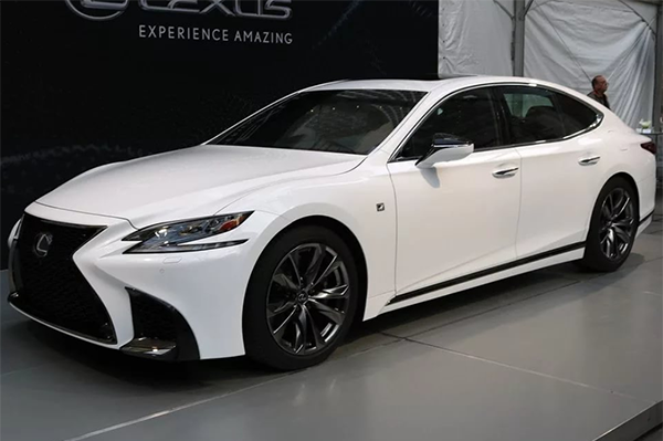 91 The Lexus Sedan 2020 New Review