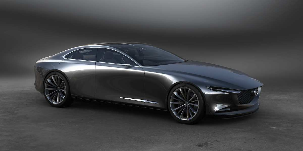 91 The Mazda Vision Coupe 2020 Model