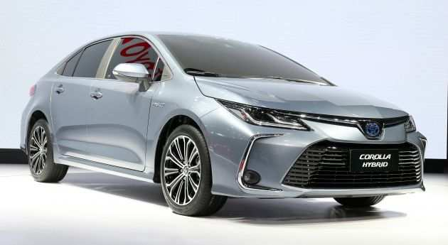 91 The Toyota Altis 2020 Malaysia New Model And Performance