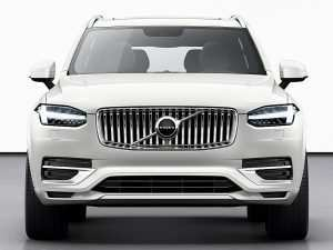 91 The Volvo Xc90 Facelift 2019 Release
