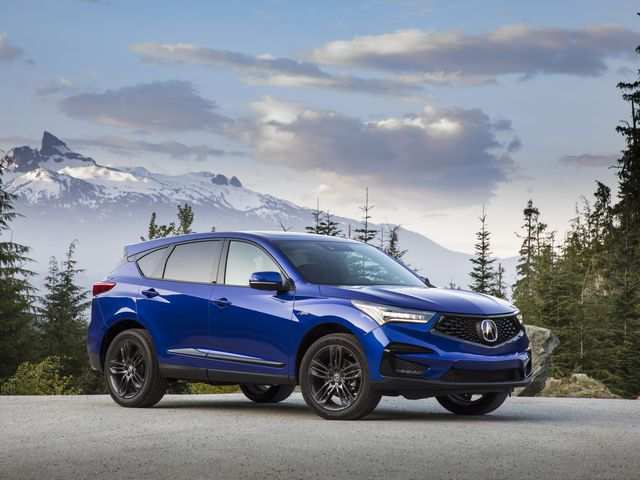 91 The When Does The 2020 Acura Rdx Come Out Redesign And Review