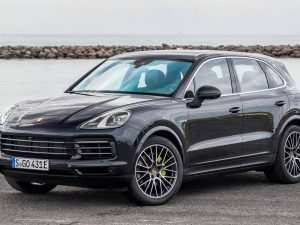 92 A 2019 Porsche E Hybrid New Model and Performance