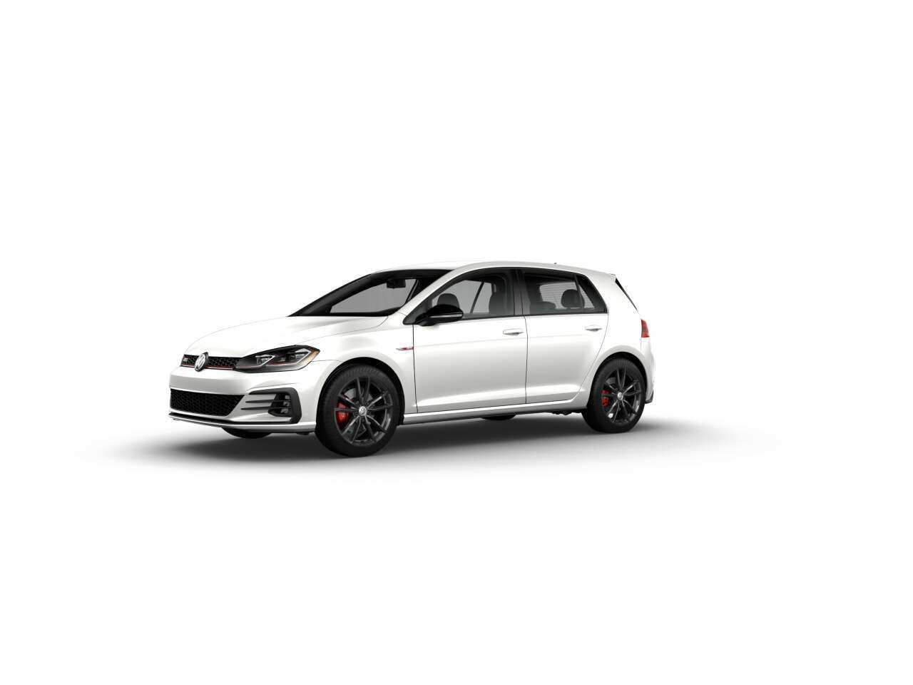 92 A 2019 Volkswagen Gti Rabbit Edition Engine