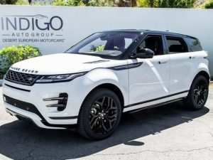 92 A 2020 Land Rover Range Rover Images