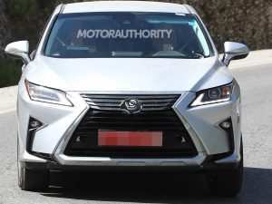 92 A 2020 Lexus Rx 350 Vs 2019 Specs and Review