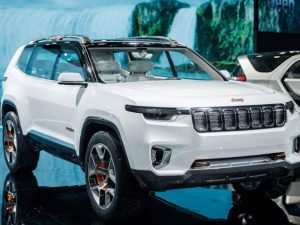 92 A Jeep Grand Cherokee 2020 Photos