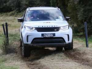 92 A Land Rover Electric 2020 Research New