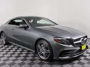 92 A Mercedes E450 Coupe 2019 New Concept