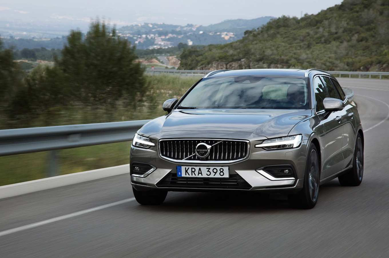 92 A New 2019 Volvo V60 Price Design And Review