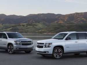 New Chevrolet Tahoe 2020