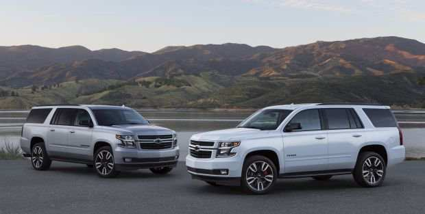 92 A New Chevrolet Tahoe 2020 Performance