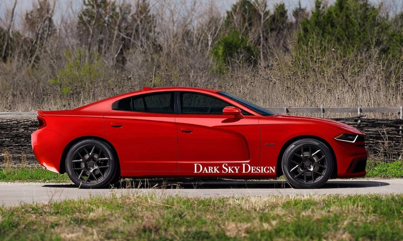 92 A New Dodge Charger 2020 Release Date And Concept