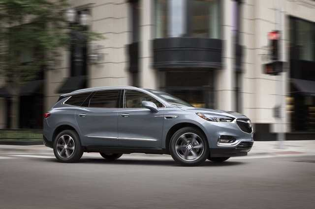 92 A What Will The 2020 Buick Enclave Look Like Pricing