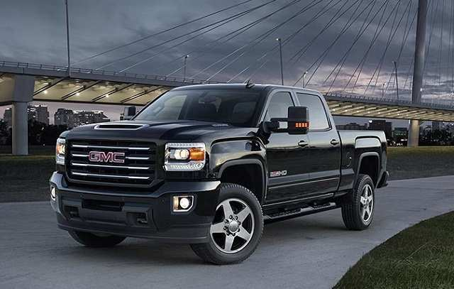 92 All New 2019 Gmc 2500 Sierra Denali Performance And New Engine