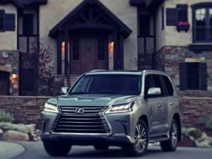 92 All New 2019 Lexus Lx 570 Release Date Rumors