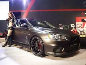 92 All New 2019 Mitsubishi Lancer Concept and Review