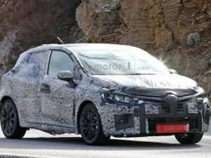 92 All New 2019 Renault Clio Rs Release Date