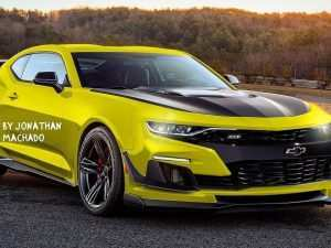 92 All New 2020 Chevrolet Camaro Zl1 Redesign and Review