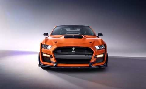 92 All New 2020 Ford Mustang Engine