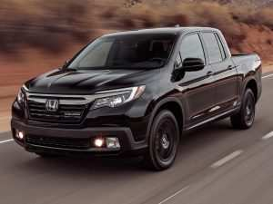 92 All New 2020 Honda Ridgeline Volume Knob Redesign