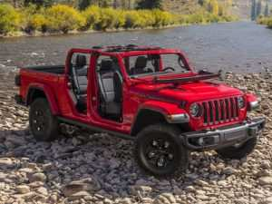 92 All New 2020 Jeep Gladiator Engine Specs Release Date and Concept