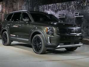 92 All New 2020 Kia Telluride Sx Awd Pictures