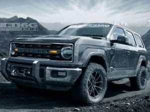 92 All New Build Your Own 2020 Ford Bronco Specs and Review